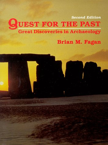 9780881337914: Quest for the Past: Great Discoveries in Archaeology