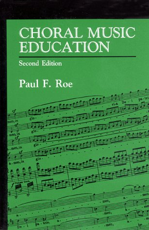 9780881338072: Choral Music Education