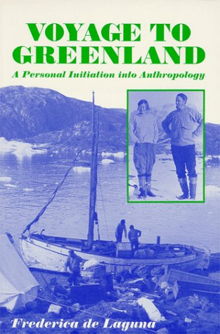 9780881338546: Voyage to Greenland: A Personal Initiation into Anthropology