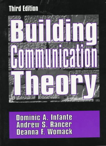 9780881339239: Building Communication Theory