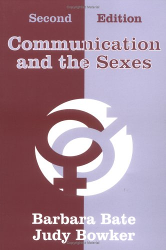9780881339338: Communication and the Sexes