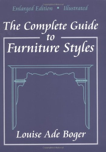 9780881339390: The Complete Guide to Furniture Styles