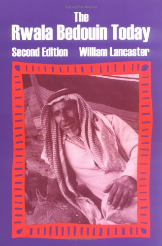 9780881339437: The Rwala Bedouin Today (Changing Cultures)