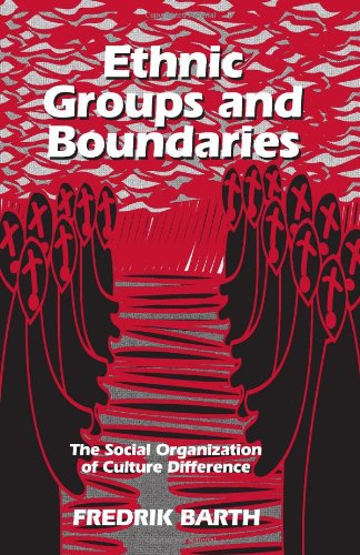 9780881339796: Ethnic Groups and Boundries