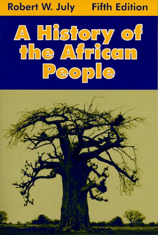 9780881339802: A History of the African People