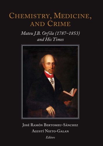 9780881352757: Chemistry, Medicine, And Crime: Mateu J.B. Orfila (1787-1853) And His Times