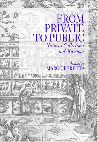 9780881353600: From Private to Public: Natural Collections and Museums (Uppsala Studies in the History of Science)