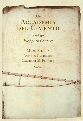 9780881353877: The Accademia Del Cimento and Its European Context