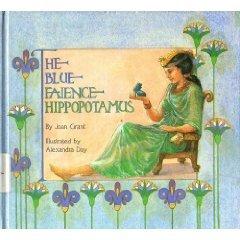 9780881380200: The Blue Faience Hippopotamus