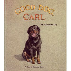 9780881380620: Good Dog, Carl (Star & elephant book)