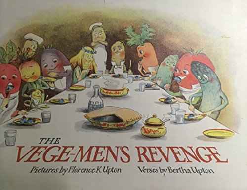 9780881380811: The Vege-Men's Revenge (Star & Elephant Book)