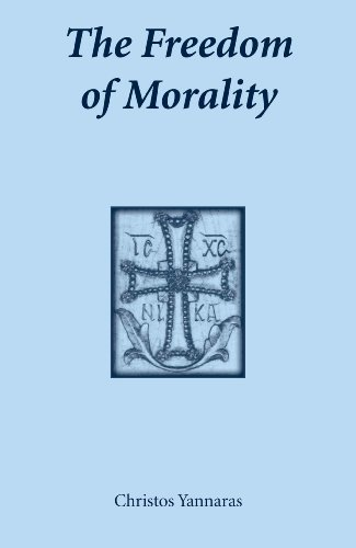 9780881410280: The Freedom of Morality (Contemporary Greek Theologians Series)