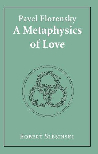 9780881410327: Pavel Florensky: A Metaphysics of Love