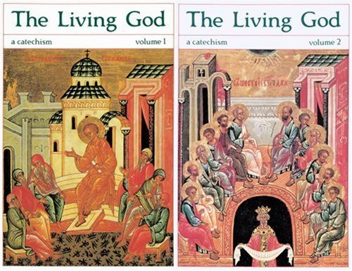 9780881410402: Living God: A Catechism for the Christian Faith - Volumes 1 & 2