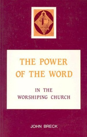 9780881410433: The Power of the Word: In the Worshiping Church