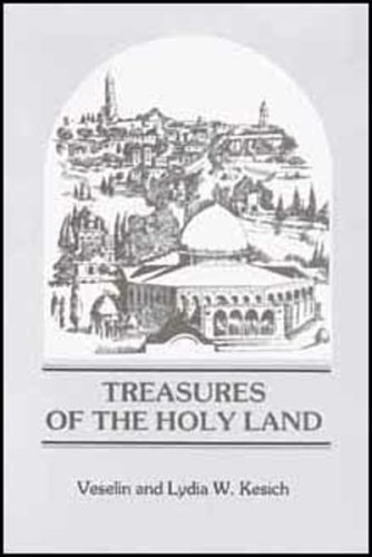 9780881410457: Treasures of the Holy Land: A Visit to the Places of Christian Origins