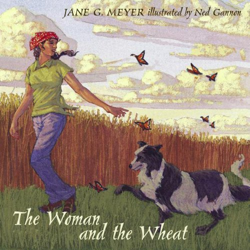 9780881410594: The Woman and the Wheat