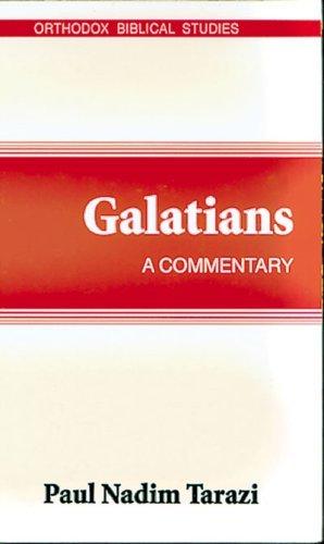 9780881410839: Galatians: A Commentary (Orthodox Biblical Studies)