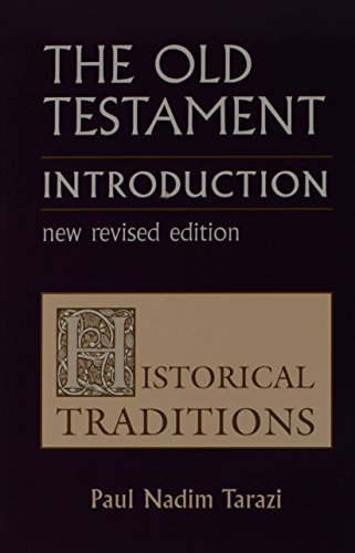The Old Testament Introduction (3-vol. Set): Paul Nadim Tarazi