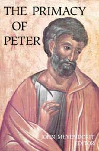 The Primacy of Peter: Essays in Ecclesiology
