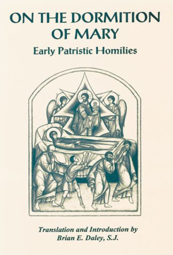 9780881411775: On the Dormition of Mary: Early Patristic Homilies