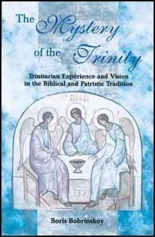9780881411829: Mystery of the Trinity: Trinitarian Experience and Vision in the Biblical and Patristic Tradition