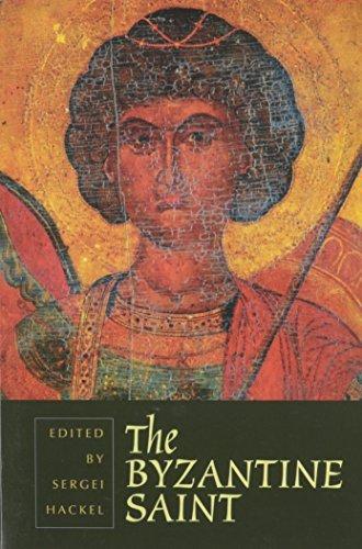 9780881412024: The Byzantine Saint