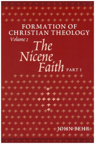 9780881412666: The Nicene Faith: Formation Of Christian Theology