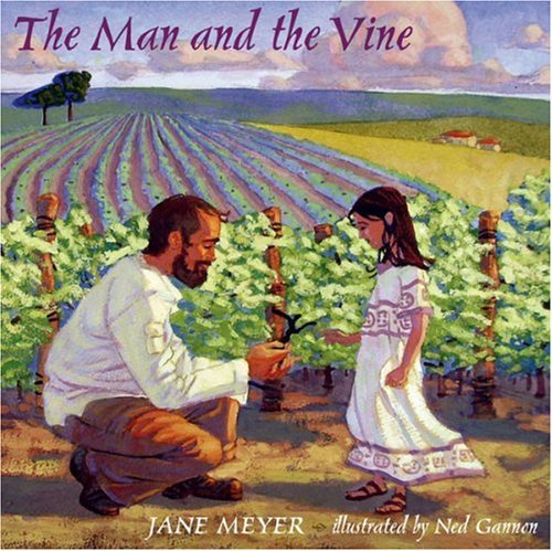 9780881413151: The Man and the Vine