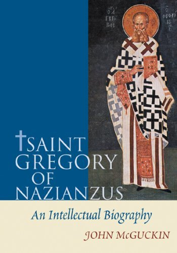 9780881418644: Saint Gregory of Nazianzus [PB]