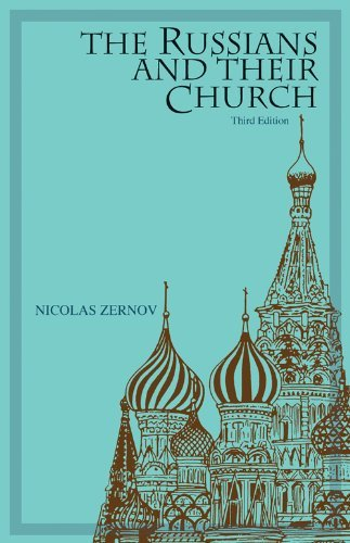9780881418712: Russians and Their Church, The
