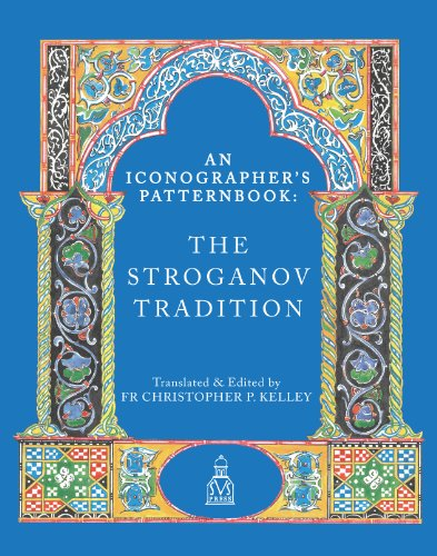 9780881418743: An Iconographer's Patternbook: The Stroganov Tradition
