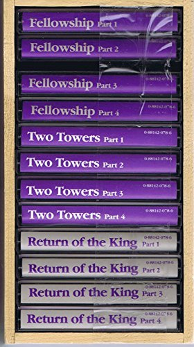 9780881420784: The Lord of the Rings: A Dramatization (12 Audio Cassettes-Gift Boxed Edition)