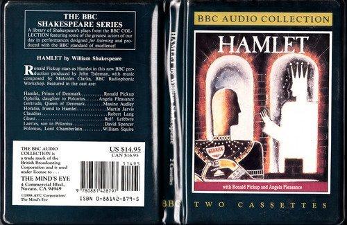 9780881428797: Hamlet (BBC Audio Collection)
