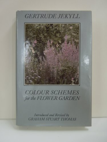 9780881430004: Colour Schemes for the Flower Garden