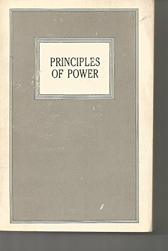 9780881430141: The principles of power: The great political crises of history