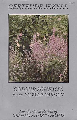 Color Schemes for the Flower Garden