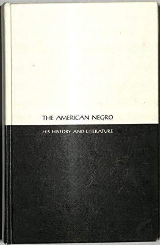 The Negro and His Music-Negro Art: Past and Present: Locke, Alain