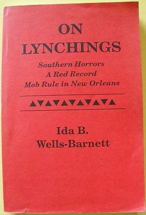 9780881431186: On Lynchings