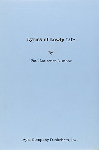 9780881431292: Lyrics of Lowly Life