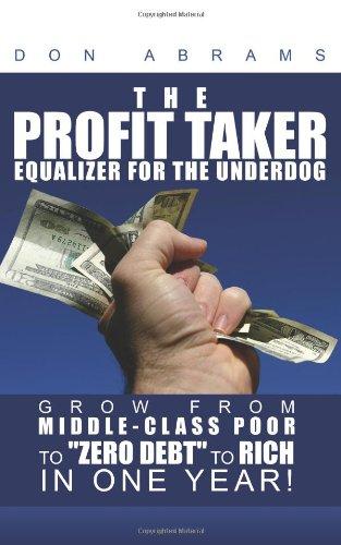 9780881443585: The Profit Taker