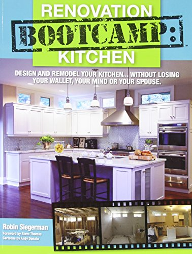 9780881445022: Renovation Boot Camp: Kitchen