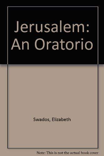9780881450583: Jerusalem: An Oratorio
