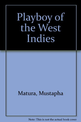 9780881450606: Playboy of the West Indies