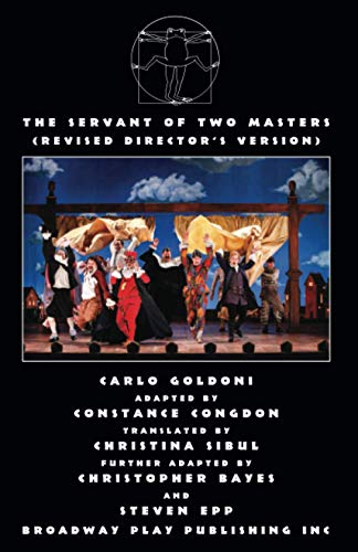 9780881456080: The Servant of Two Masters (Revised Director's Version)