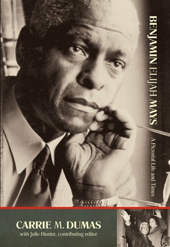 9780881460162: Benjamin Elijah Mays: A Pictorial Life And Times (Voices of the African Diaspora)