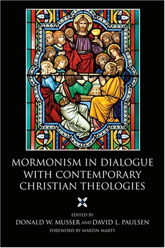 9780881460834: Mormonism In Dialogue With Contemporary (H743/Mrc)