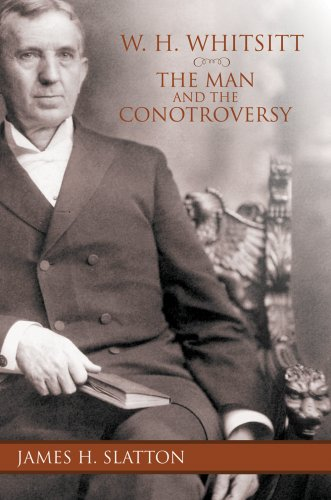 9780881461336: W.H. Whitsitt: The Man and the Controversy (Baptist Series)