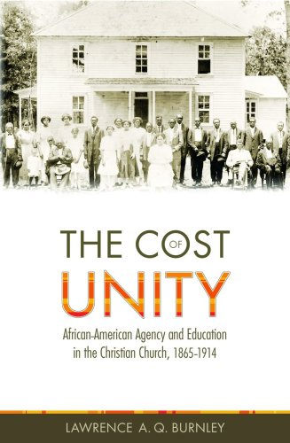 Cost of Unity, The: Burnley, Lawrence A. Q.