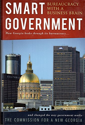 Smart Government: Bureaucracy with a Business Brain: Sharon McMahon
